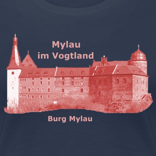 Burg Mylau Vogtland