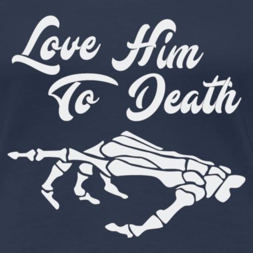 amarse hasta la muerte 02 - Camiseta premium mujer