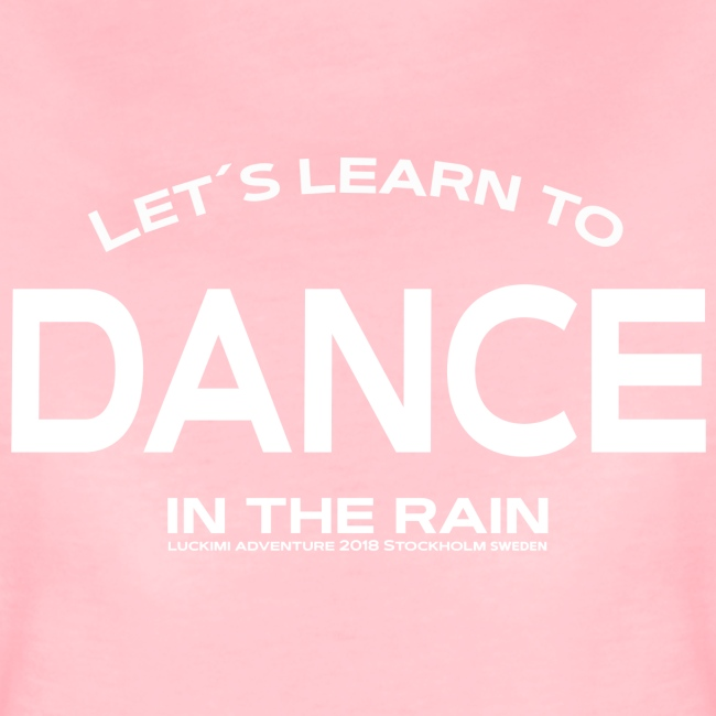 Let´s learn to dance