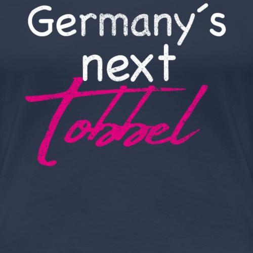 Next Tobbel legat - Frauen Premium T-Shirt