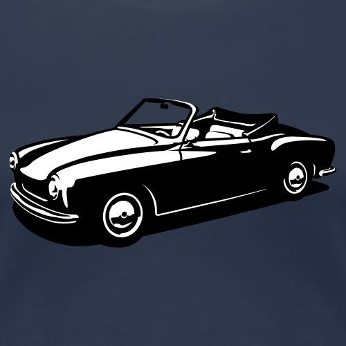 OldtimerCabrio 14 (2c) - Women's Premium T-Shirt