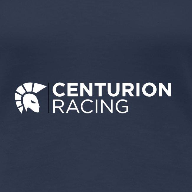 Full Centurion Logo White