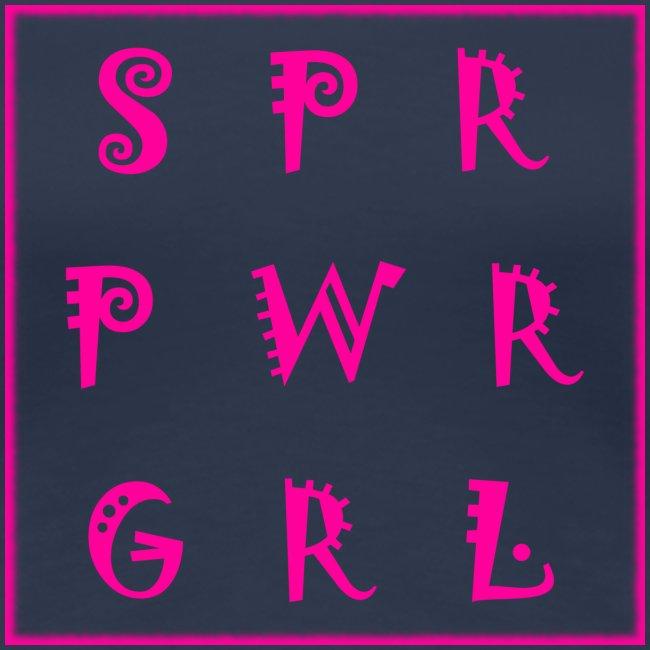 SUPER POWER GIRL