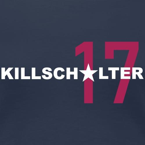 KILLSCHALTER 17 - Koszulka damska Premium