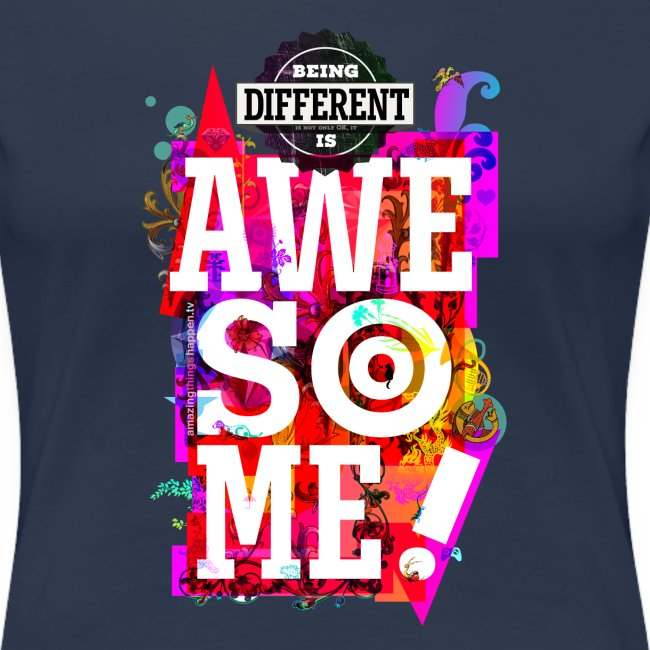 Different = Awesome