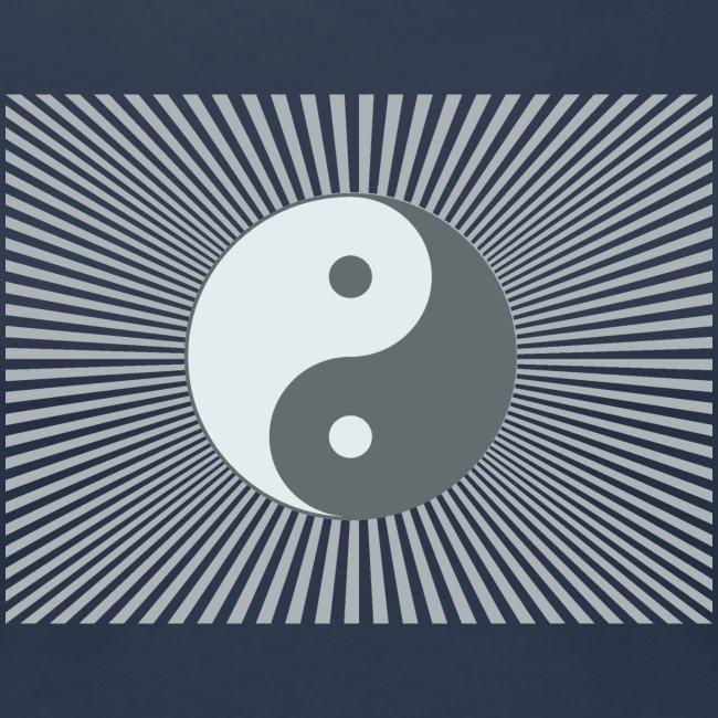 Yin und Yang Buddha