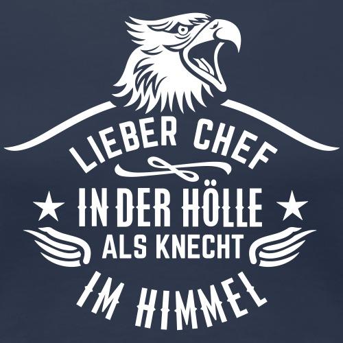 Höllenchef - Frauen Premium T-Shirt