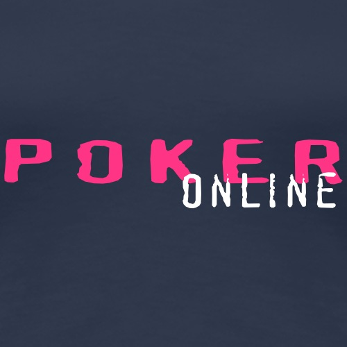 poker_online - T-shirt Premium Femme