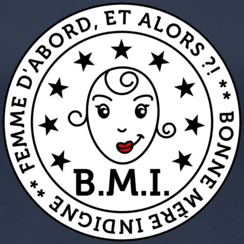 Bonne Mère Indigne noirP - T-shirt Premium Femme