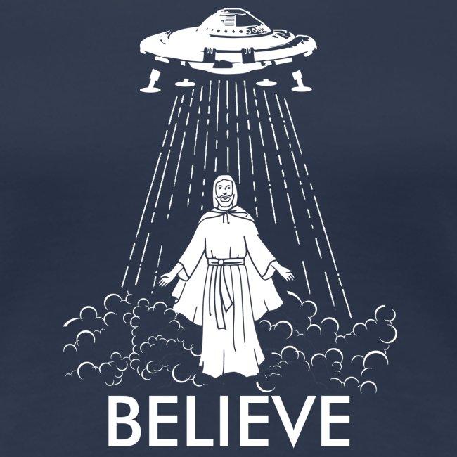 Glaube an Erlösung Jesus Entrückung Endzeit Ufo