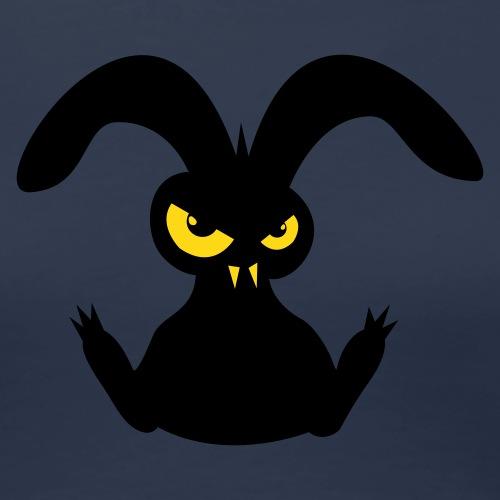 Bad Rabbit Hasen Kaninchen Zwergkaninchen bunny - Frauen Premium T-Shirt