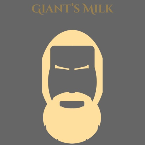 Giant Milk - T-shirt Premium Femme