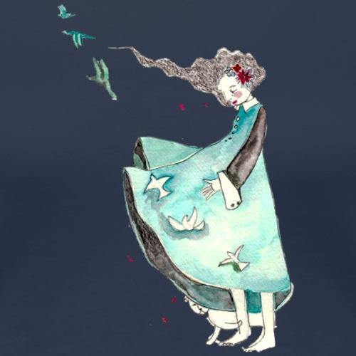 Parole in libertà - Maglietta Premium da donna