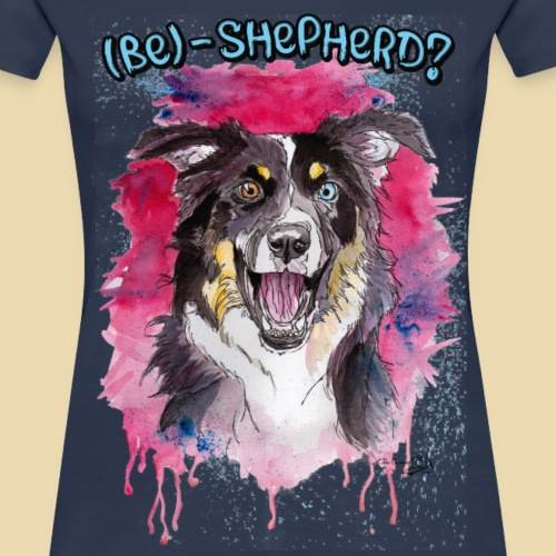 be shepherdshirt - Frauen Premium T-Shirt