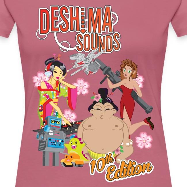 Deshima Sounds 10 2013