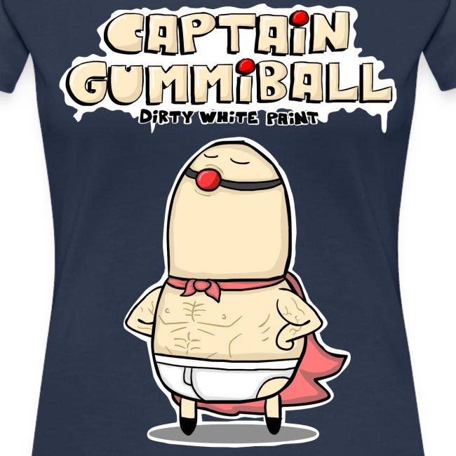 CAPTAIN Gummiball