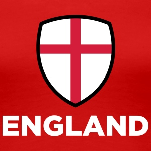 National Flag Of England - Dame premium T-shirt