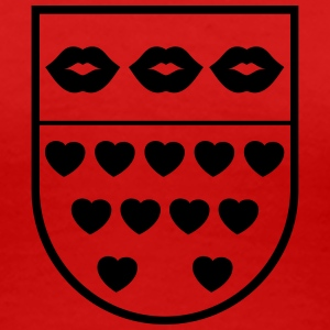 Kölsches crest for lovers - Women's Premium T-Shirt