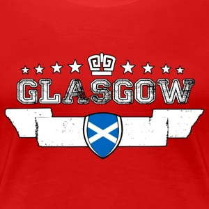 Glasgow - Women's Premium T-Shirt