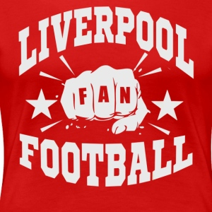 Liverpool_Fan - Premium T-skjorte for kvinner