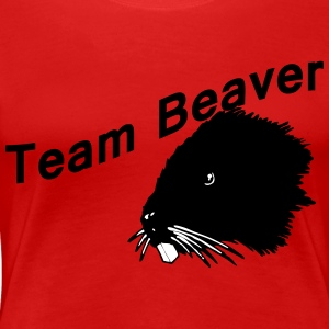 Team beaver - Women's Premium T-Shirt