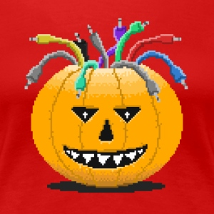 Pumpa Spiced Patches - Premium-T-shirt dam
