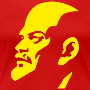 Communist Lenin - Women's Premium T-Shirt