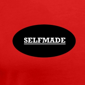 Self Made - T-shirt Premium Femme