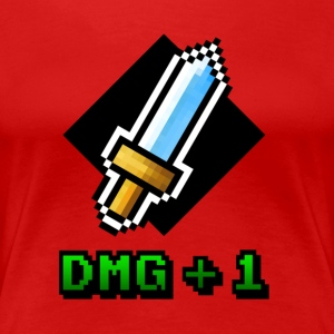 DMG+1 - Women's Premium T-Shirt
