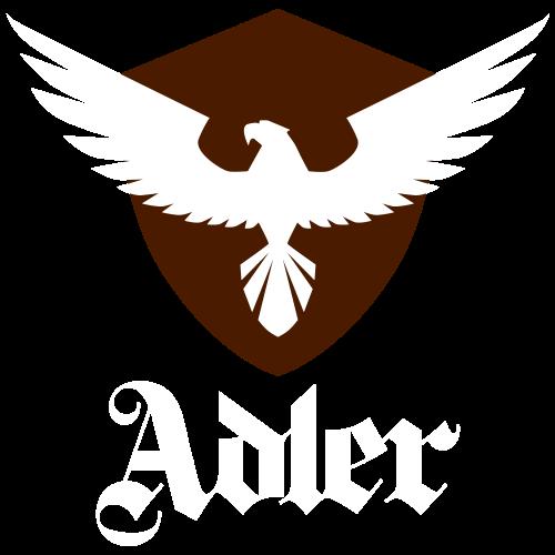 deutscher Adler Wappen auf Schild - Frauen Premium T-Shirt