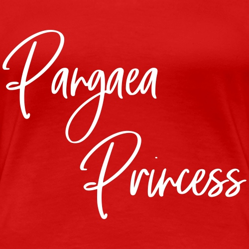 Pangaea Princess - Women's Premium T-Shirt