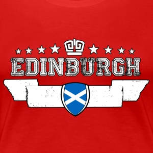 Edinburgh - Frauen Premium T-Shirt