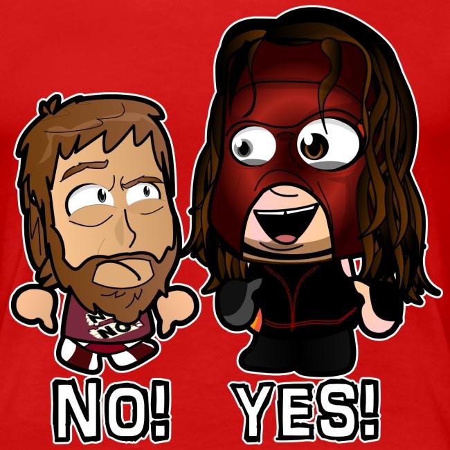 Chibi Bryan and Kane - Yes No