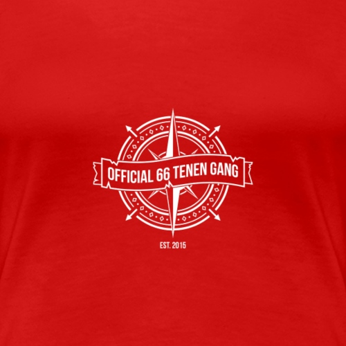 66tg pull - Vrouwen Premium T-shirt