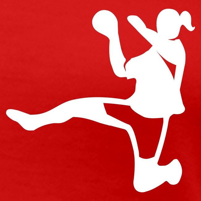 Handballerin
