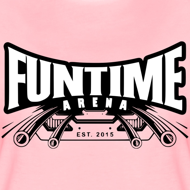 FunTime Logo Weißer text