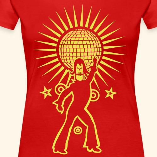 Death at the Disco - Frauen Premium T-Shirt