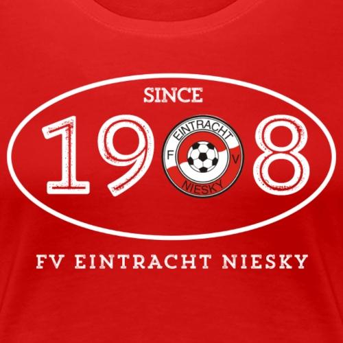 FVE since - Frauen Premium T-Shirt