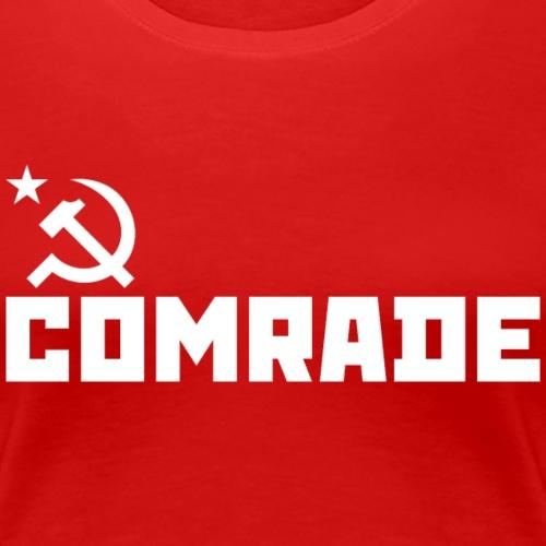 Comrade - Women's Premium T-Shirt