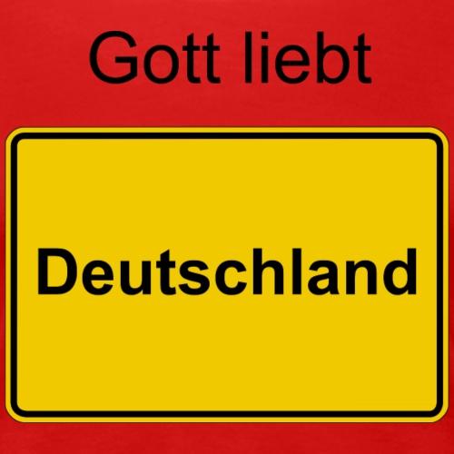 Gott liebt Deutschland