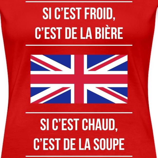 Cuisine anglaise