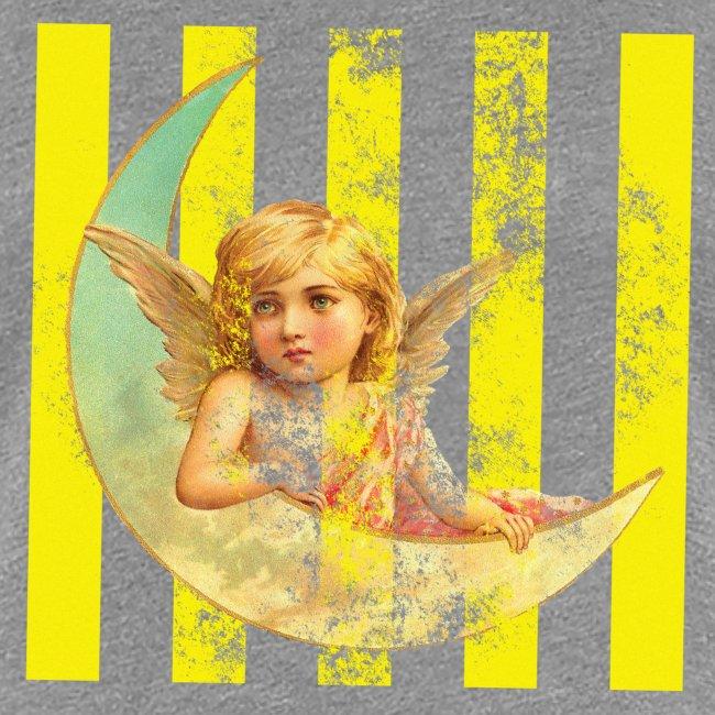 Engel auf dem Mond