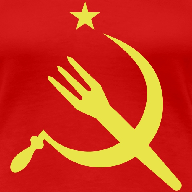 Fourchette en sikkel - USSR - belgië - belgique