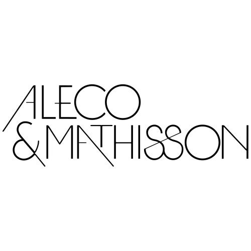 Aleco Mathisson Logotype - Women's Premium T-Shirt
