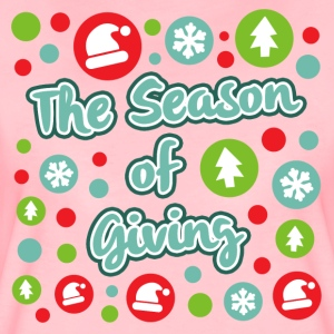 The Season of Giving - Women's Premium T-Shirt
