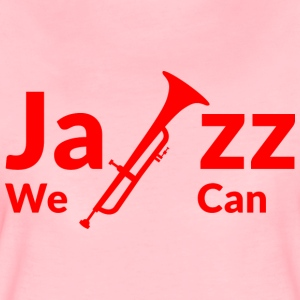 JAZZ WE CAN - red - Women's Premium T-Shirt