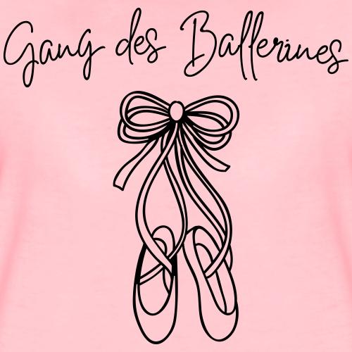 Gang des ballerines - T-shirt Premium Femme
