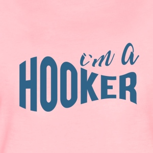 I'm a Hooker - Fishing - Frauen Premium T-Shirt