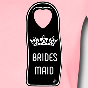 The wedding's Bridesmaid - Women's Premium T-Shirt