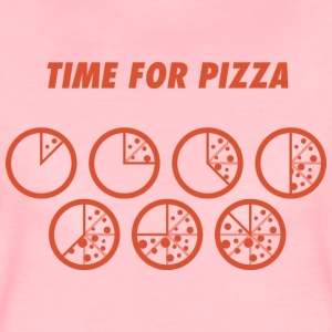 TIME FOR PIZZA - Vrouwen Premium T-shirt